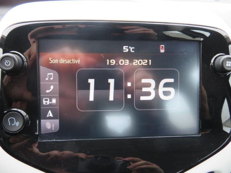 Citroen C1 VTi 72 MILLENIUM GPS Caméra Bluetooth 5P Gris occasion à Carcassonne - photo n°6