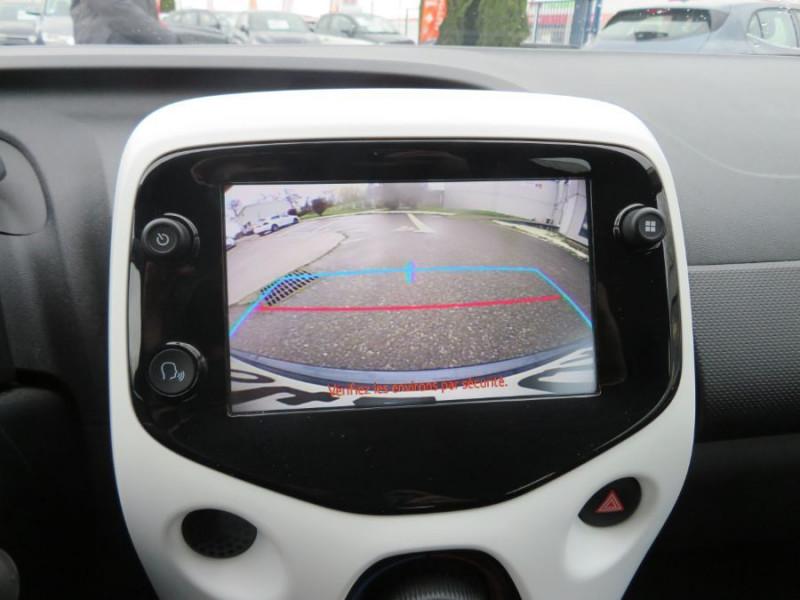 Citroen C1 VTi 72 MILLENIUM GPS Caméra Bluetooth 5P Gris occasion à Carcassonne - photo n°17