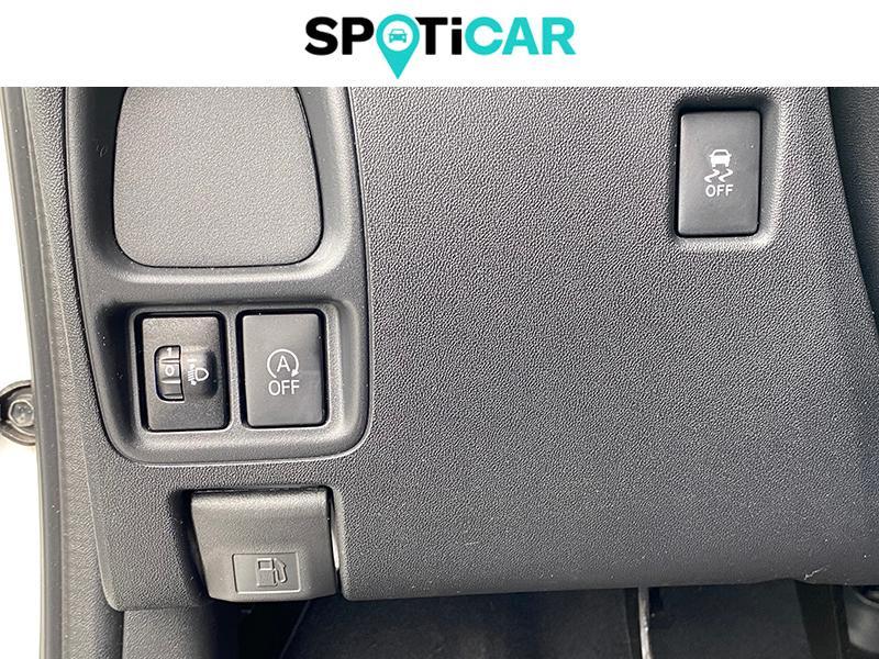 Citroen C1 VTi 72 S&S Feel 3p E6.d-TEMP Blanc occasion à Lescar - photo n°17