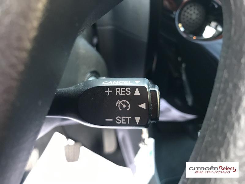 Citroen C1 VTi 72 S&S Feel 5p E6.d-TEMP Rouge occasion à Figeac - photo n°17
