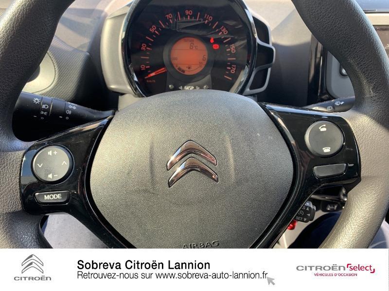 Citroen C1 VTi 72 S&S Feel 5p E6.d  occasion à LANNION - photo n°17