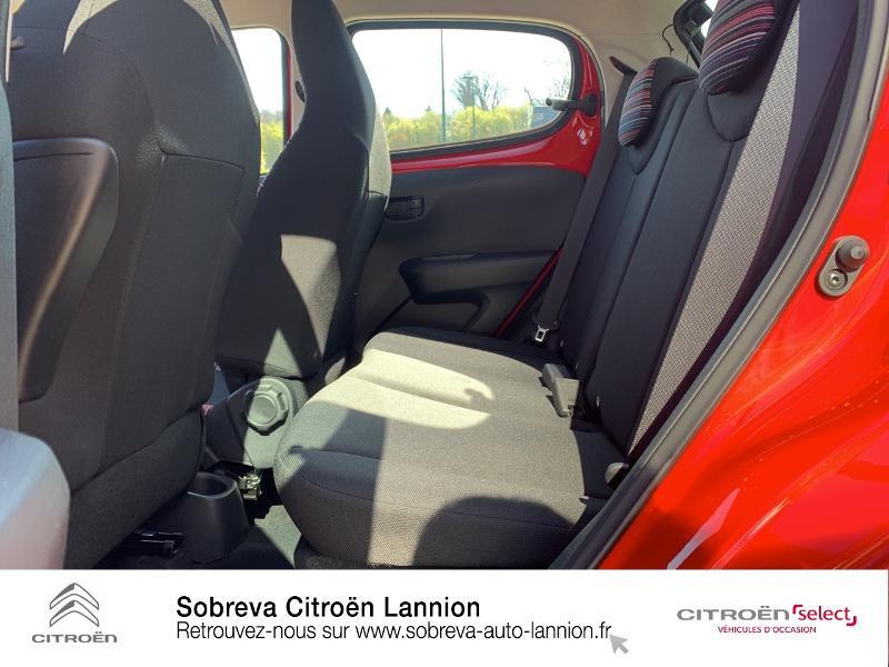 Citroen C1 VTi 72 S&S Feel 5p E6.d  occasion à LANNION - photo n°10