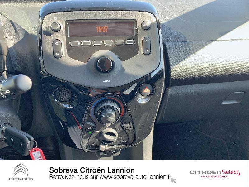 Citroen C1 VTi 72 S&S Feel 5p E6.d  occasion à LANNION - photo n°12