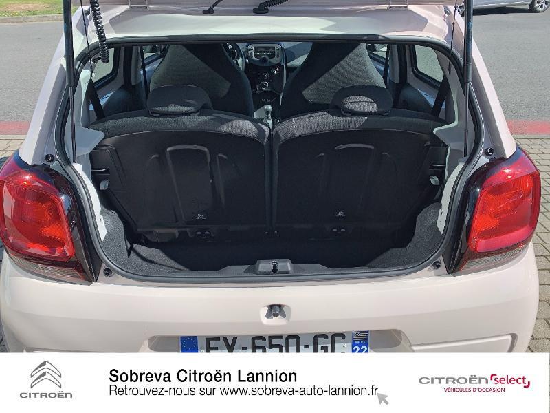 Citroen C1 VTi 72 S&S Feel 5p E6.d  occasion à LANNION - photo n°6