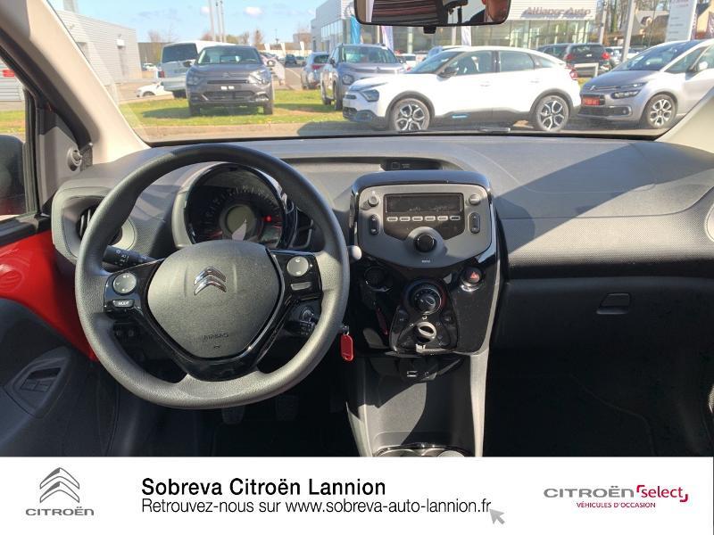 Citroen C1 VTi 72 S&S Feel 5p E6.d  occasion à LANNION - photo n°8