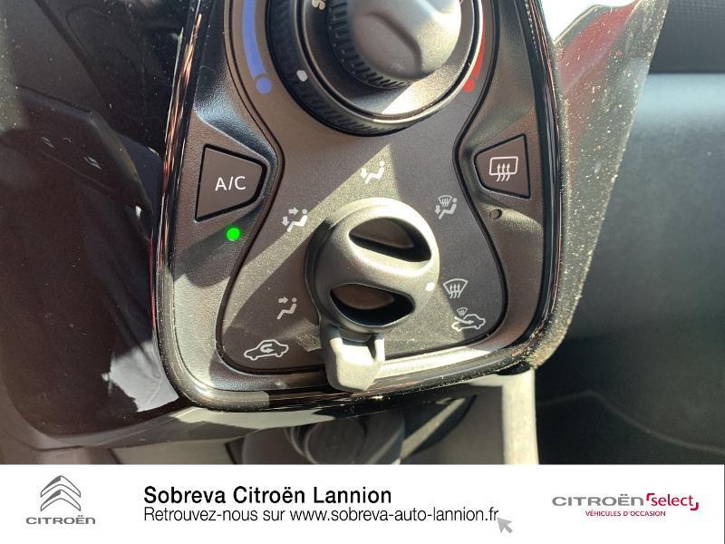 Citroen C1 VTi 72 S&S Feel 5p E6.d  occasion à LANNION - photo n°14