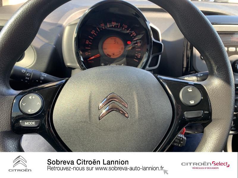 Citroen C1 VTi 72 S&S Feel 5p E6.d  occasion à LANNION - photo n°16