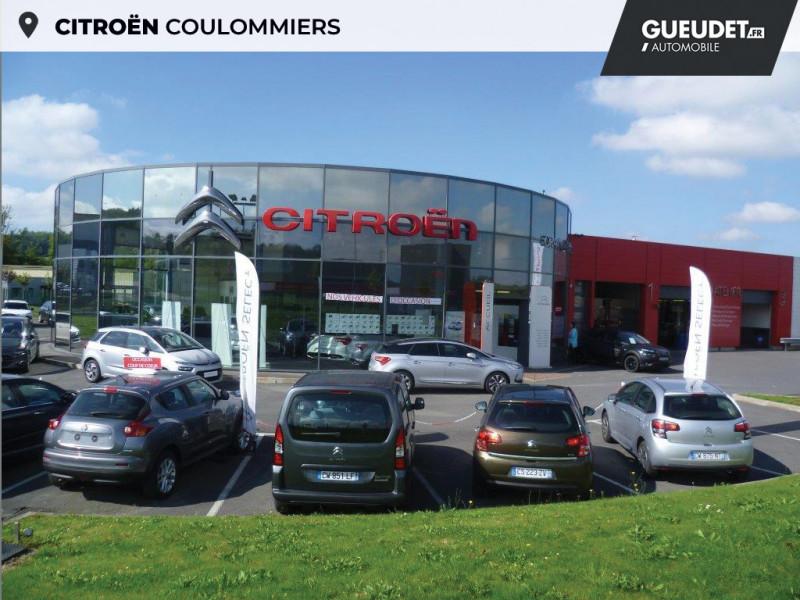 Citroen C1 VTi 72 S&S Live 3p E6.d-TEMP Rouge occasion à Coulommiers - photo n°17