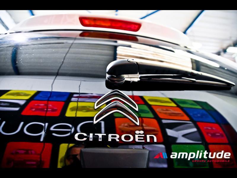 Citroen C1 VTi 72 Shine 5p Gris occasion à Dijon - photo n°12