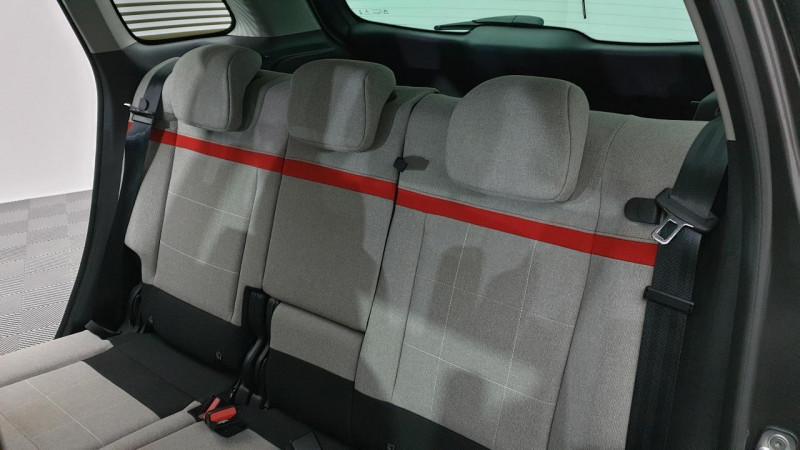 Citroen C3 Aircross 1.5 bluehdi 100cv bvm6 shine + pack techno + adml Gris occasion à Ganges - photo n°7
