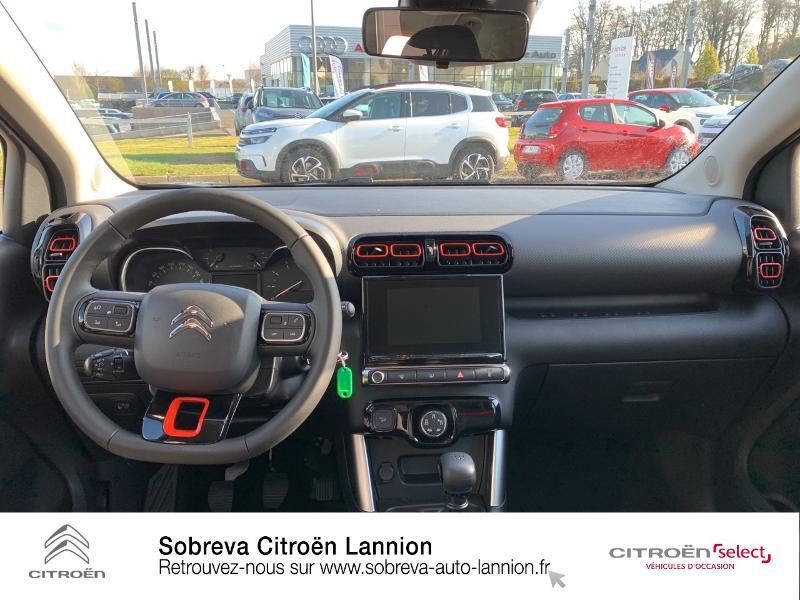 Citroen C3 Aircross BlueHDi 110ch S&S Shine Gris occasion à LANNION - photo n°8