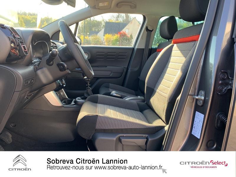 Citroen C3 Aircross BlueHDi 110ch S&S Shine Gris occasion à LANNION - photo n°9