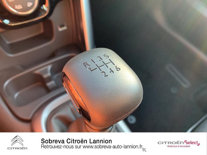 Citroen C3 Aircross BlueHDi 110ch S&S Shine Gris occasion à LANNION - photo n°15
