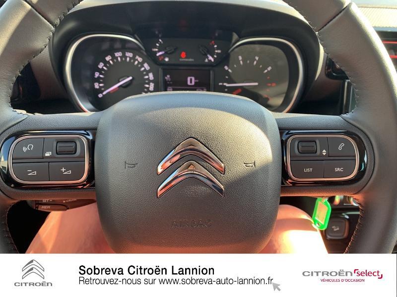 Citroen C3 Aircross BlueHDi 110ch S&S Shine Gris occasion à LANNION - photo n°20