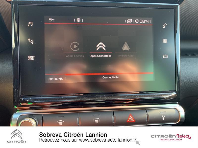 Citroen C3 Aircross BlueHDi 110ch S&S Shine Gris occasion à LANNION - photo n°16