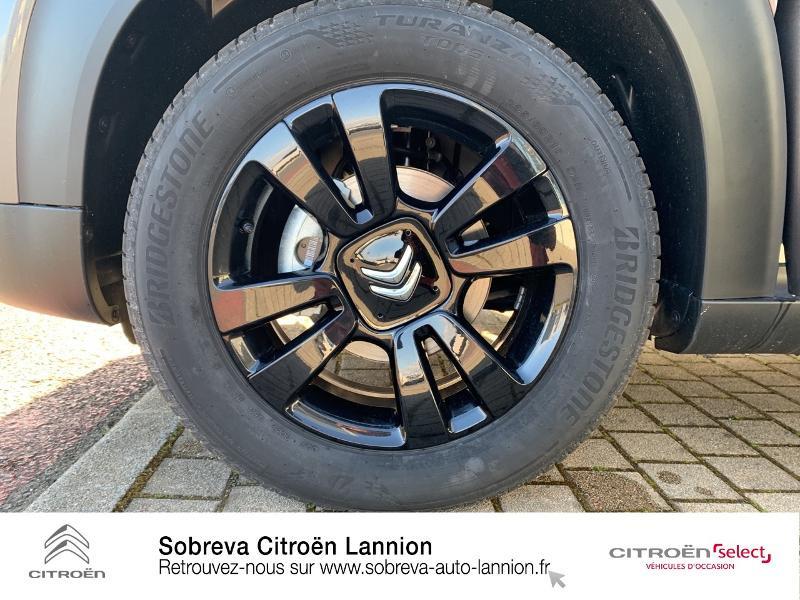 Citroen C3 Aircross BlueHDi 110ch S&S Shine Gris occasion à LANNION - photo n°11