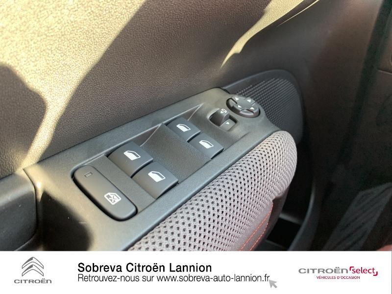 Citroen C3 Aircross BlueHDi 110ch S&S Shine Gris occasion à LANNION - photo n°19