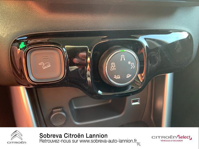 Citroen C3 Aircross BlueHDi 110ch S&S Shine Gris occasion à LANNION - photo n°14