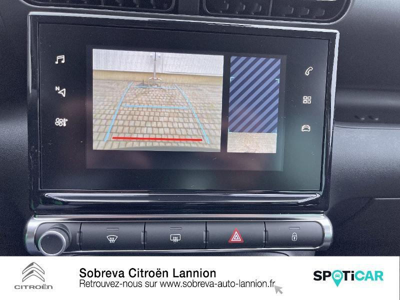 Citroen C3 Aircross BlueHDi 110ch S&S Shine Gris occasion à LANNION - photo n°13