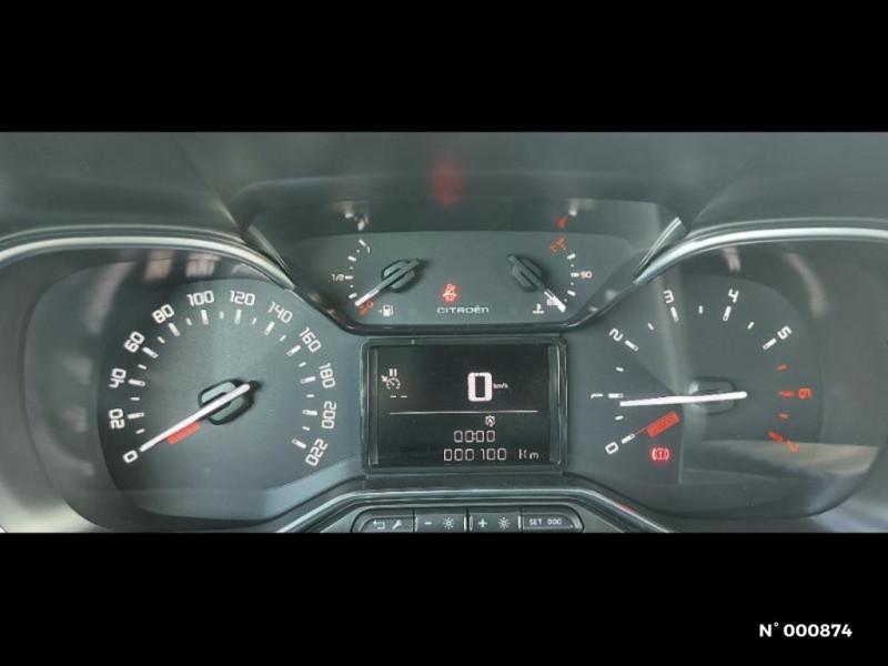 Citroen C3 Aircross BlueHDi 110ch S&S Shine Gris occasion à Écuelles - photo n°13