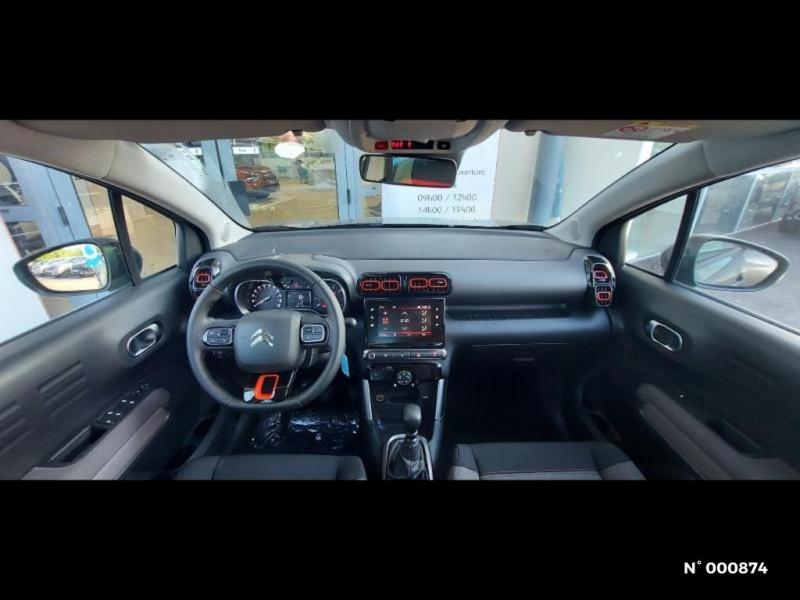Citroen C3 Aircross BlueHDi 110ch S&S Shine Gris occasion à Écuelles - photo n°8