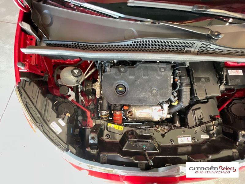Citroen C3 Aircross BlueHDi 120ch S&S Shine Business EAT6 E6.d 132g Rouge occasion à Figeac - photo n°15