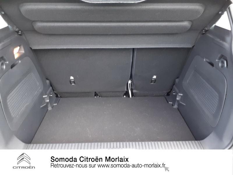 Citroen C3 Aircross PureTech 110ch S&S Feel E6.d Gris occasion à MORLAIX - photo n°6