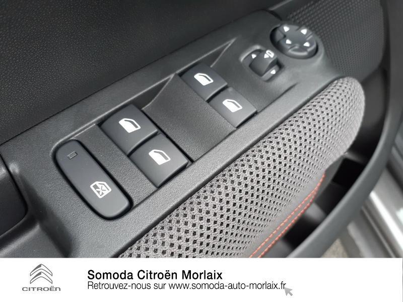 Citroen C3 Aircross PureTech 110ch S&S Feel Pack Gris occasion à MORLAIX - photo n°20