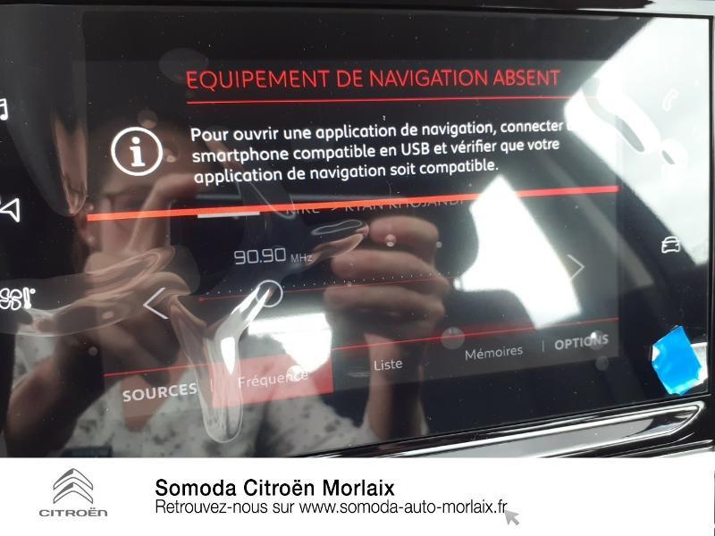 Citroen C3 Aircross PureTech 110ch S&S Feel Pack Gris occasion à MORLAIX - photo n°14