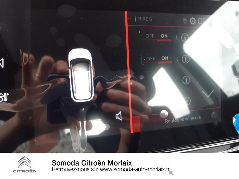 Citroen C3 Aircross PureTech 110ch S&S Feel Pack Gris occasion à MORLAIX - photo n°19