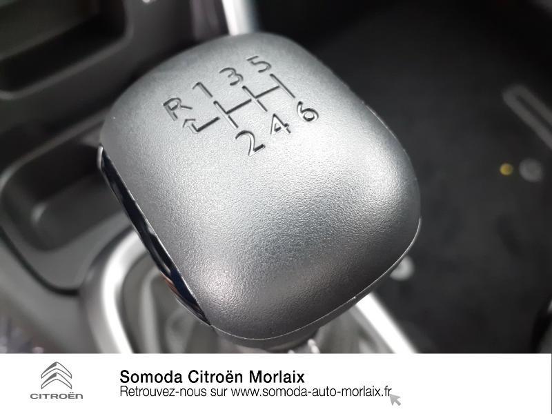 Citroen C3 Aircross PureTech 110ch S&S Feel Pack Gris occasion à MORLAIX - photo n°16