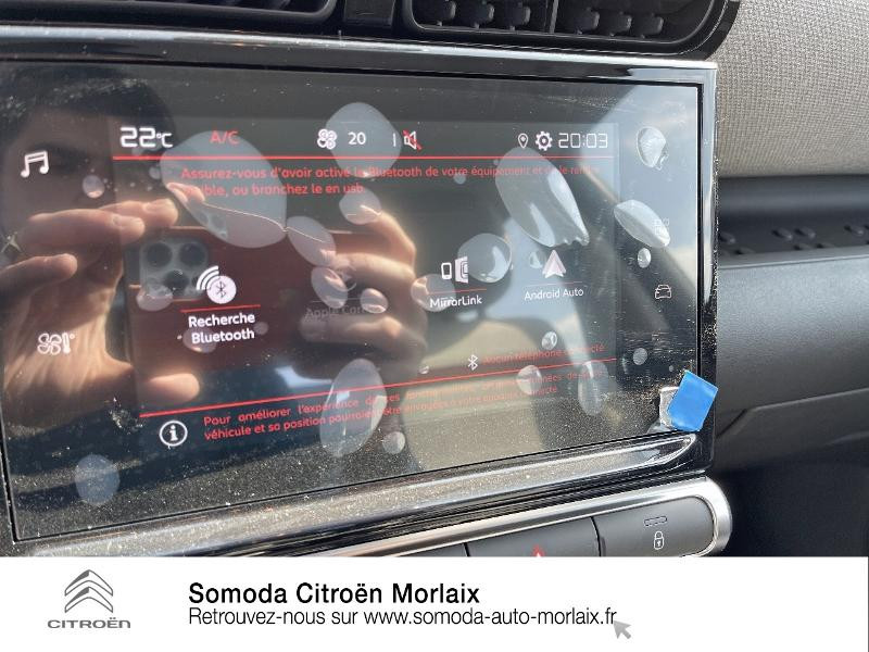 Citroen C3 Aircross PureTech 110ch S&S Feel Pack  occasion à MORLAIX - photo n°15