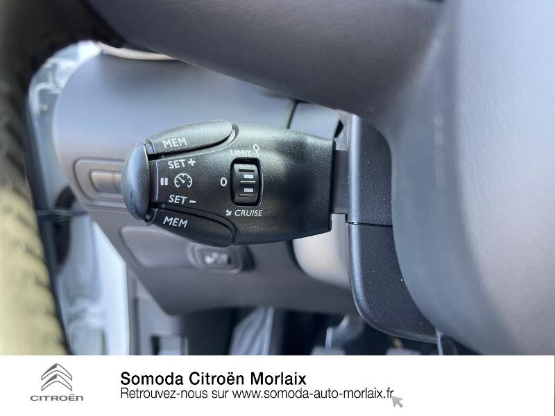 Citroen C3 Aircross PureTech 110ch S&S Feel Pack  occasion à MORLAIX - photo n°20