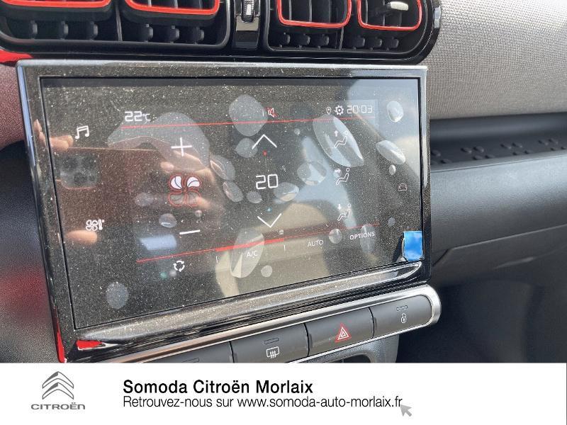 Citroen C3 Aircross PureTech 110ch S&S Feel Pack  occasion à MORLAIX - photo n°13