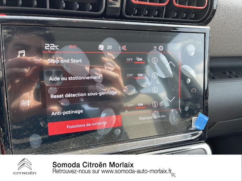 Citroen C3 Aircross PureTech 110ch S&S Feel Pack  occasion à MORLAIX - photo n°16