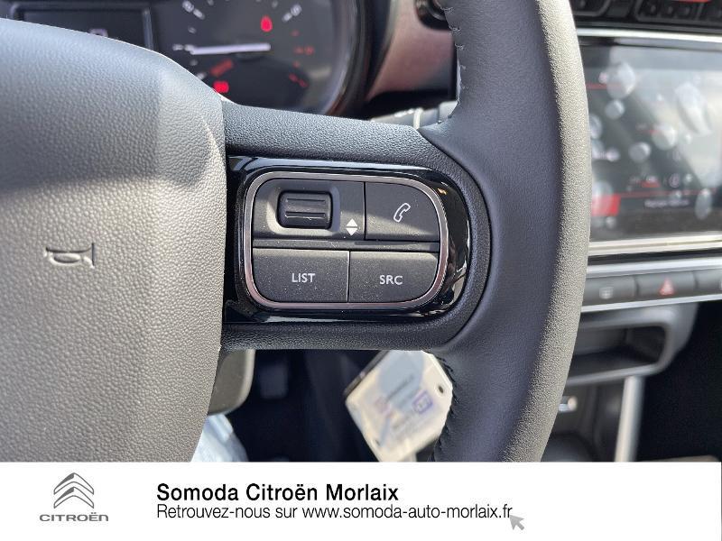 Citroen C3 Aircross PureTech 110ch S&S Feel Pack  occasion à MORLAIX - photo n°18