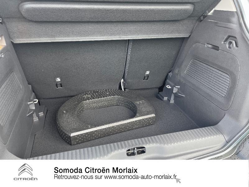 Citroen C3 Aircross PureTech 110ch S&S Feel Pack Sable occasion à MORLAIX - photo n°6