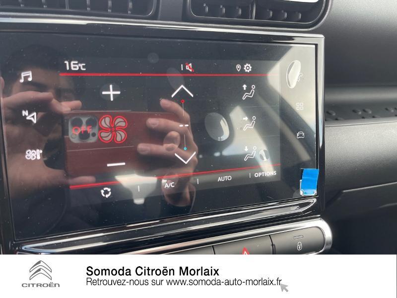 Citroen C3 Aircross PureTech 110ch S&S Feel Pack Sable occasion à MORLAIX - photo n°13