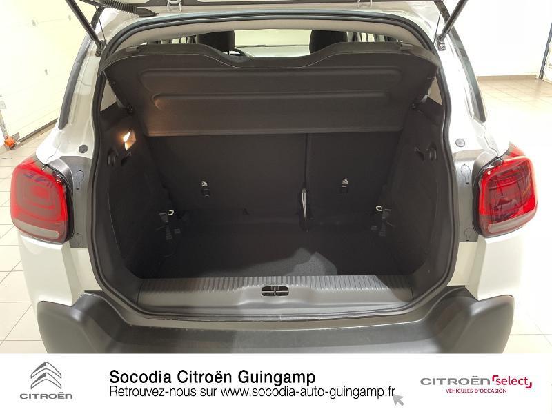 Citroen C3 Aircross PureTech 110ch S&S Feel Pack  occasion à GUINGAMP - photo n°6