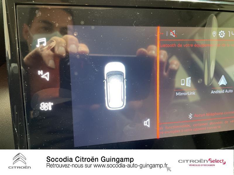 Citroen C3 Aircross PureTech 110ch S&S Feel Pack  occasion à GUINGAMP - photo n°14