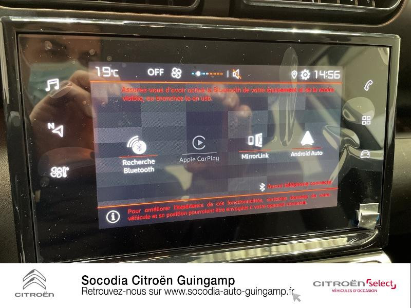 Citroen C3 Aircross PureTech 110ch S&S Feel Pack  occasion à GUINGAMP - photo n°13