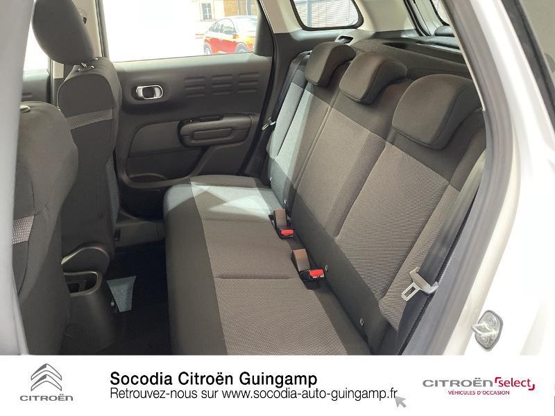 Citroen C3 Aircross PureTech 110ch S&S Feel Pack  occasion à GUINGAMP - photo n°10