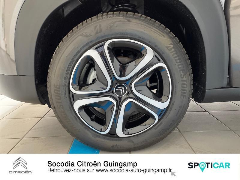Citroen C3 Aircross PureTech 110ch S&S Feel Pack Gris occasion à GUINGAMP - photo n°11
