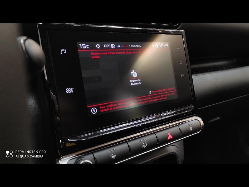 Citroen C3 Aircross PureTech 110ch S&S Feel Gris occasion à PLOERMEL - photo n°13