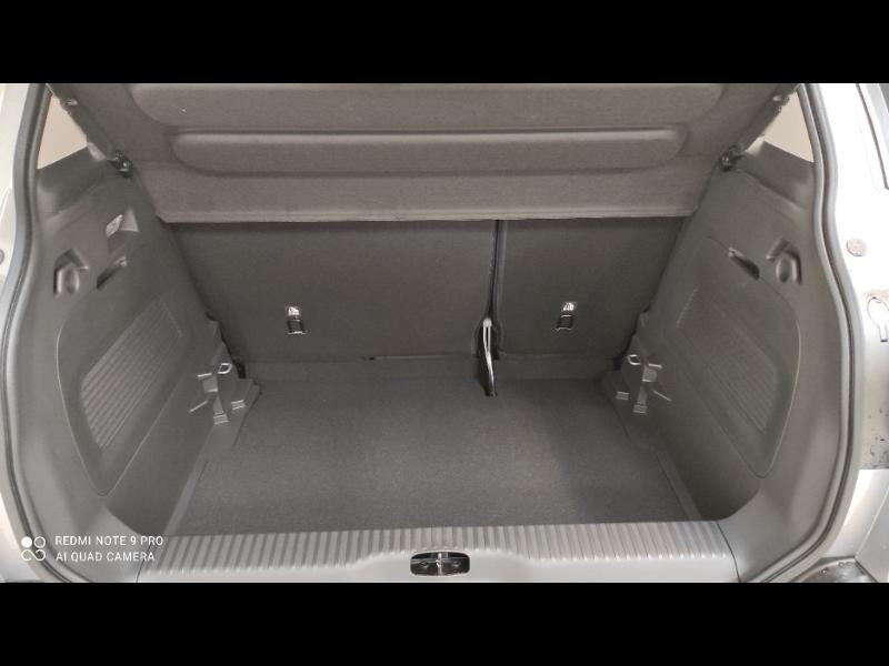 Citroen C3 Aircross PureTech 110ch S&S Feel Gris occasion à PLOERMEL - photo n°10