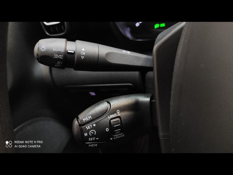 Citroen C3 Aircross PureTech 110ch S&S Feel Gris occasion à PLOERMEL - photo n°17
