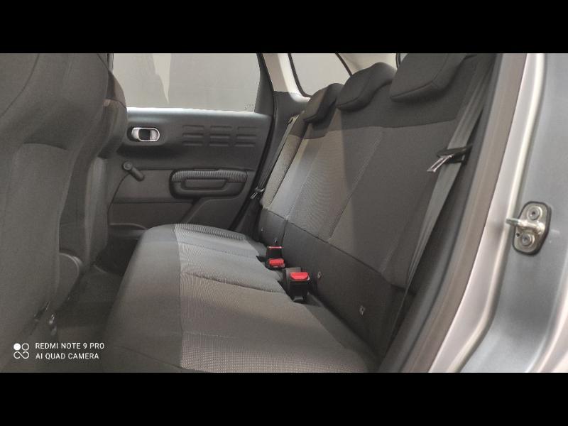 Citroen C3 Aircross PureTech 110ch S&S Feel Gris occasion à PLOERMEL - photo n°9