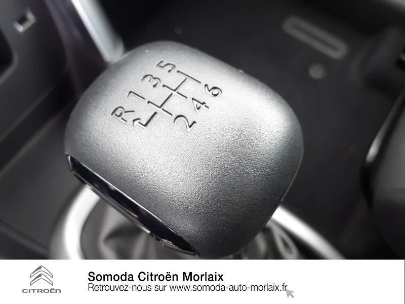 Citroen C3 Aircross PureTech 110ch S&S Shine Gris occasion à MORLAIX - photo n°16