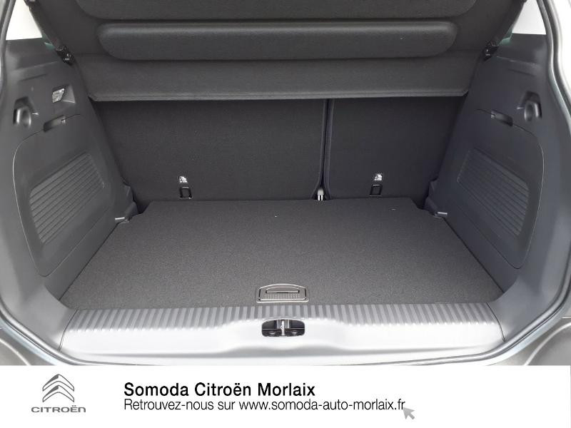 Citroen C3 Aircross PureTech 110ch S&S Shine Gris occasion à MORLAIX - photo n°6