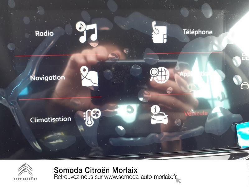 Citroen C3 Aircross PureTech 110ch S&S Shine Gris occasion à MORLAIX - photo n°15